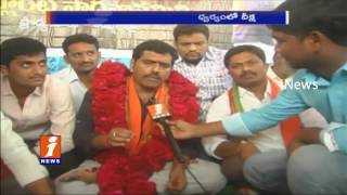 Steel Plant Sadhana Samithi Praveen hunger Strike For Kadapa Steel Factory | Face To Face With iNews