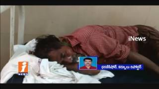 3 Workers Concussion While Cleaning Tank In Kurnool | 2 Workers Serious Condition| iNews