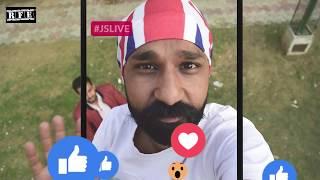 Hockey In India Scene - Best of #JSLive | Best Comedy Scenes | Punjabi Funny Comedy Scenes 2017