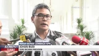 Revisi UU KPK, Ketua KPK Siap Mundur