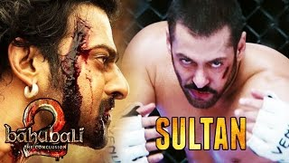 Baahubali 2 BREAKS ALL RECORDS Of Sultan & Dangal, Salman The Undisputed Sultan Of Box Office