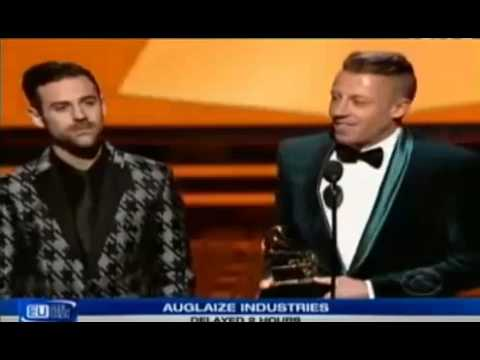 Grammy Awards 2014 Full Show - Macklemore Ryan lewis Best New Artist Grammy Awards 2014