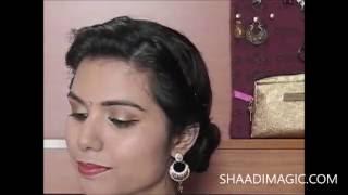 Indian Wedding Guest Makeup Tutorial | DIY Natural Makeup For Indian Skin Tone