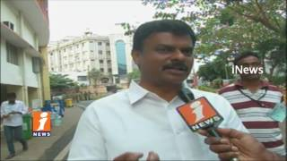 Suspense Over AP MLC Poll Votes Counting | Face To Face With BJP MLC Candidate Madhav | iNews