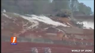 Heavy Flood In Oroville Dam   Spillway Failed   North California   USA   iNews