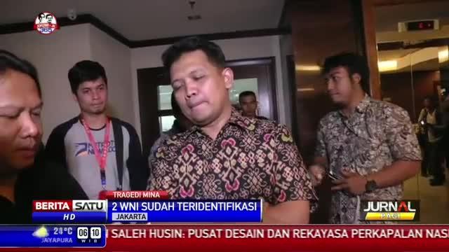 Inilah Identitas Jemaah Haji Indonesia yang Meninggal di Mina