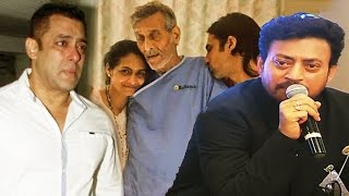 Salman Khan Visit Vinod Khanna In Hospital Late Night, Irrfan Khan To DONATE Organ To Vinod Khanna