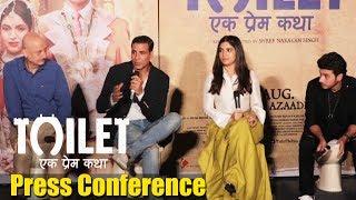 Toilet Ek Prem Katha Full Press Conference - Akshay Kumar, Bhumi Pednekar, Anupam Kher