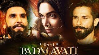 Padmavati Trailer Release Date Announced - Ranveer Singh, Deepika Padukone, Shahid Kapoor