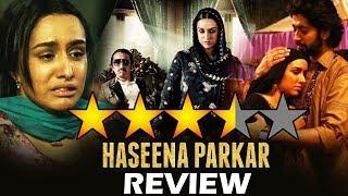 Haseena Parkar Movie Review | Shraddha Kapoor, Siddhanth Kapoor