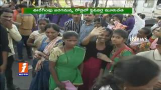 She Teams Involved For In Ganesh Immersion  Charminar   iNews