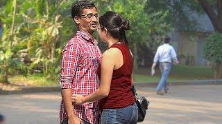 Kissing Prank India - Getting Kiss/Hug From Strangers