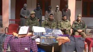 चोरों पर सख्त हुई पुलिस, अलग-अलग मामलों में 4 गिरफ्तार