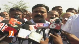 TS Chief Whip Nallala Odelu Participate in Telangana Formation Day Celebrations   Mancherial   iNews