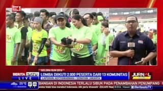 Galang Dana Beasiswa, Alumni IPB Gelar Gelora Run 2016