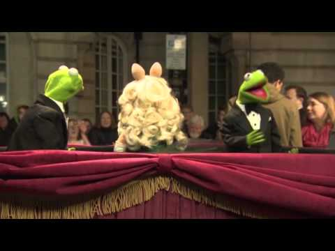 The Muppets Take Over London News Video