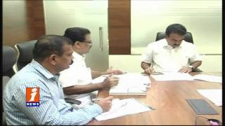 Jupally Krishna Rao Orders to Renovate Roads | iNews
