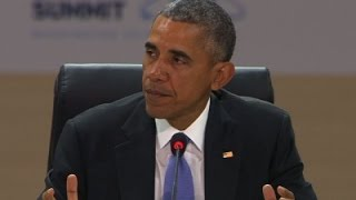 Obama- Nuclear Terror Risk Reduced but Remains - News Video