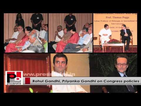 Progressive, energetic Congress leaders - Young Rahul Gandhi and Priyanka Gandhi