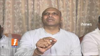 BJP Govt Failed in All Sectors | Congress Leader Pallam Raju | iNews