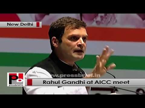 Rahul Gandhi- And whoever who tried to finish this ideology, got finished themselves