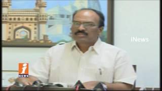 Watch GHMC Commissioner Janardhan Reddy Okeys For long P