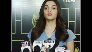 Alia Bhatt reveals about her performance for IIFA awards