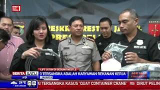 Polisi Tetapkan 3 Tersangka Insiden Lift Jatuh di Gedung Nestle