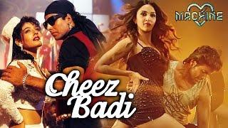 Akshay Kumar's Tu Cheez Badi Hai Remake Teaser Out