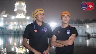 Delhi Dynamos FC- Selfie Edition