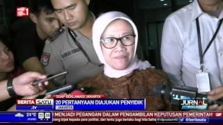 Kepala Bappeda DKI Dicecar 20 Pertanyaan oleh Penyidik KPK