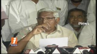 TJAC Chairman Kodandaram Comments On TRS Govt Over Unemployment And Farmers Loan Issues | iNews