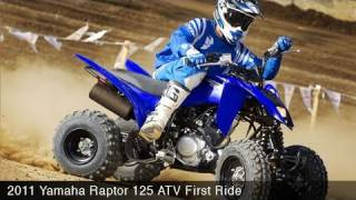 Yamaha Raptor 125 ATV