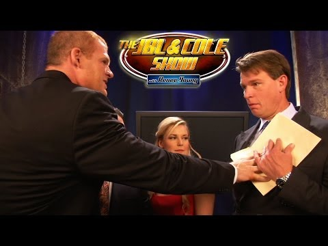 Kane's Problem with Bears - The JBL & Cole Show - Ep. #54 - WWE Wrestling Video