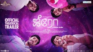 Zero || TAmil Official Trailer || 2K || Ashwin || Sshivada || Nivas K Prasanna || Shiv Mohaa