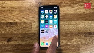 iPhone X- A new way to interact | ETPanache