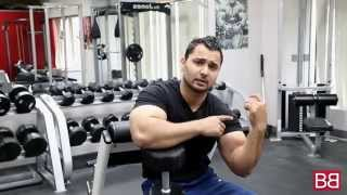 Make ARMS look bigger this SUMMER with this exercise! (Hindi/punjabi)