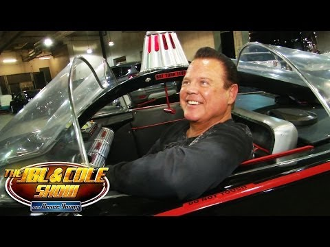 Jerry Lawler's Bat Mobile - The JBL & Cole Show - Ep. #58 - WWE Wrestling Video