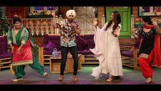 Diljit Dosanjh promotes 'Super Singh' amid laughter with Kapil Sharma
