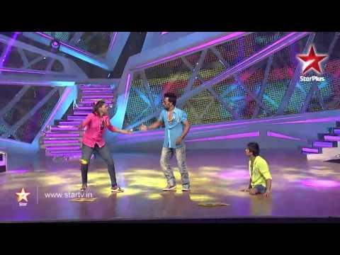 Nach Baliye 6 - 18th January 2014 - Dharmesh joins Vinod and Raksha