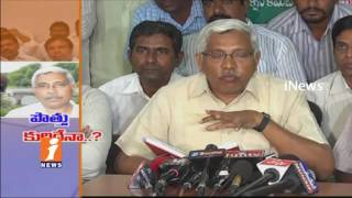 Telangana Congress Plans To Tie Up With TJAC Kodandaram For 2019 Elections | iNews