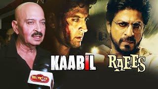Rakesh Roshan THREATENS To QUIT Film Making Coz Of Shahrukh's RAEES