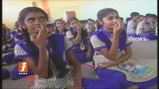 Brain Skill Development Program at Saraswati Sishu Mandir in Jagtial   iNews