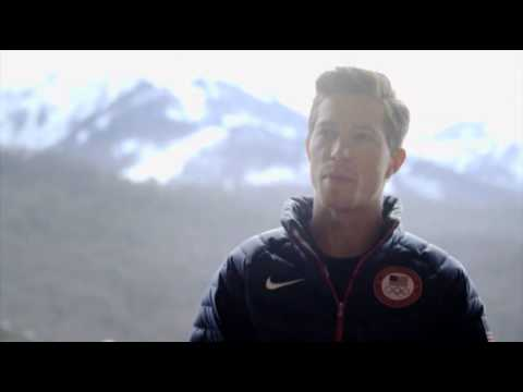 Shaun White's Special 'Thank You' to Fans News Video