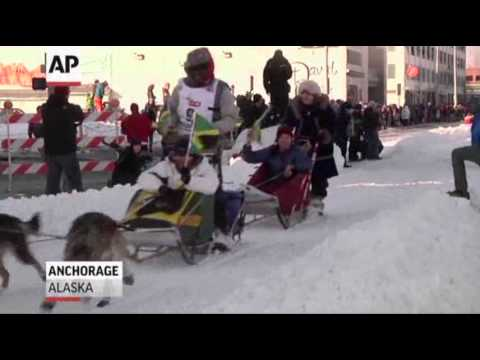 Dallas Seavey Wins His Second Iditarod Dog Race News Video
