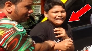 CHILD ABDUCTION KIDNAP Social Experiment n Prank in India