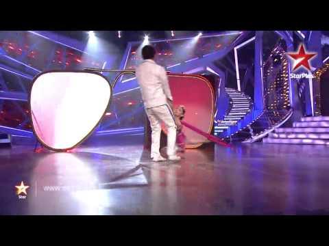 Nach Baliye 6 - 19th January 2014 - Ripu & Shivangi's wonderful dance