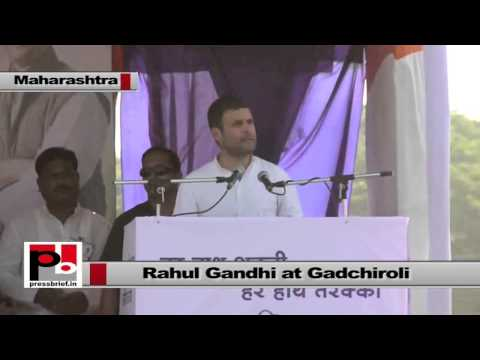 Rahul Gandhi- UPA government waved off the loan of 70 crore farmers