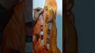 Phoolon main saj rahen hain, Bhajan by krishna ji , Painting show by Nandlal 9990001001, 9211996655