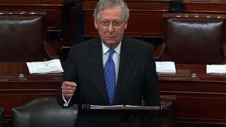 McConnell- Congress Opposed to Obama Gitmo Plan News Video